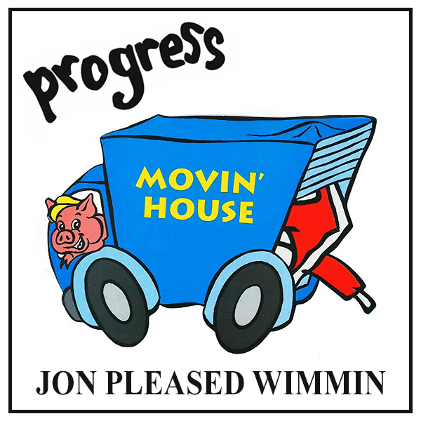 Jon Pleased Wimmin - Progress Grand Opening Party, The Eclipse Derby 1996 cover.jpg
