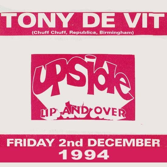 Tony De Vit The Shire 1994 cover.jpg