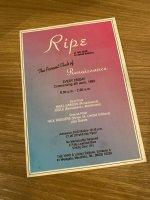 1993-06-04 Ripe opening night.jpg