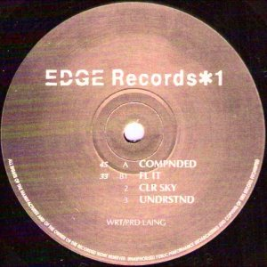 Edge Records 1 -  Compnded