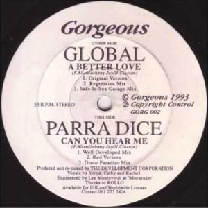 Parra Dice - Can You Hear Me (Well Developed Mix)