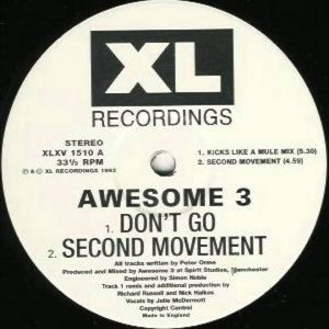 Awesome 3 - Don't Go (KLAM Mix)