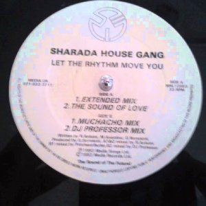 Sharada House Gang - Let The Rhythm Move You