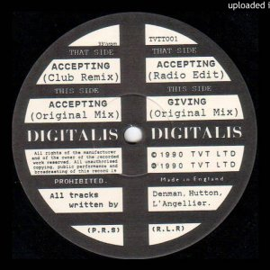 Digitalis - Accepting and Giving