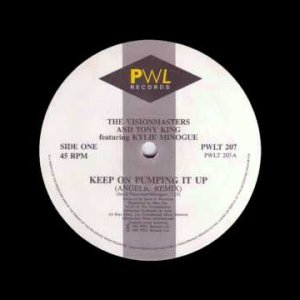The Vision Masters - Keep On Pumping It Up (Angelic Remix)
