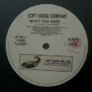 Soft House Company - What You Need...