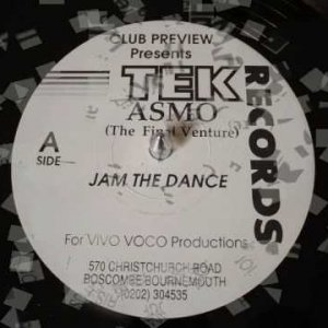 Asmo - Jam The Dance