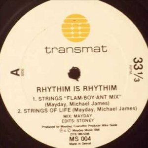 Rhythm Is Rhythm - Strings Of Life