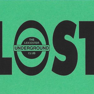 Lost @ The Leicester Underground Club - 12th December 1992 - A.jpg