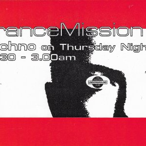 TranceMission @ The Leicester Underground Club - 10th June & 17th June 1993 - A .jpg