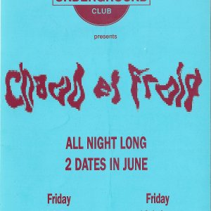 Chad Et Froid @ The Leicester Underground Club - 11th June & 18th June 1993 - A .jpg