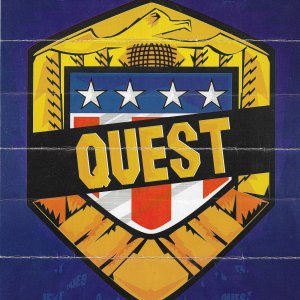 Quest - Biggest Birthday Party - Wolverhampton - 5th September 1992 - A .jpg