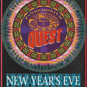 Quest - NYE @ The Old Cinema - Telford - 31st December 1992 - A .jpg