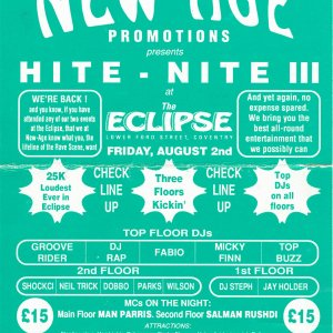 New Age @ The Eclipse - Coventry - 2nd August 1991 - B .jpg